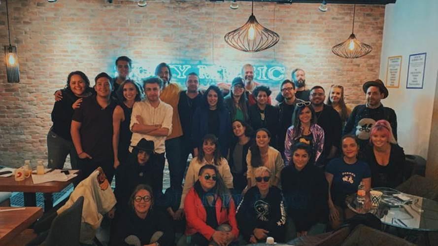 Por primera vez en México se celebran las Sony Secret Sessions con su edición especial Diversity Sessions