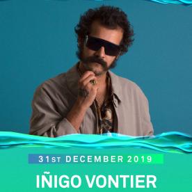 INIGO VONTIER - XX cover artist - IG-01