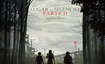 UN LUGAR EN SILENCIO PARTE II - POSTER OFICIAL