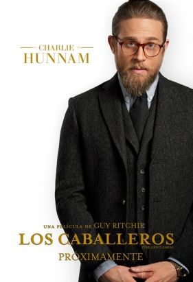 Poster_Los Caballetos_Charlie Hunnan