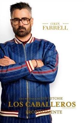Poster_Los Caballetos_Colin Farrell
