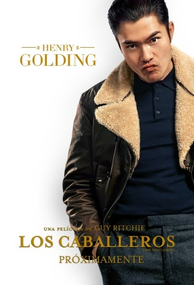 Poster_Los Caballetos_Henry Golding