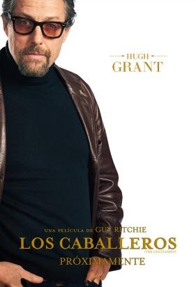 Poster_Los Caballetos_Huhg Grant