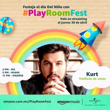 KURT - PLAY ROOM FEST