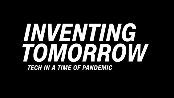 Inventing Tomorrow - Title Slate