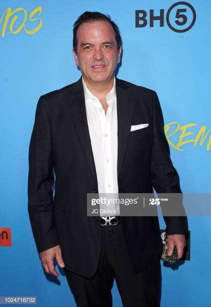 LOS ANGELES, CA - AUGUST 27: Director Pitipol Ybarra attends the premiere of Pantelion Films' 'Ya Veremos' at Regal Cinemas L.A. LIVE Stadium 14 on August 27, 2018 in Los Angeles, California. (Photo by JC Olivera/Getty Images)