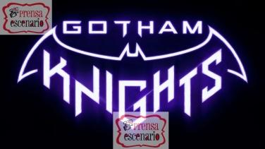 GOTHAM KNIGHTS - LOGO