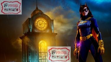 Gotham nights_Bat Girl_Reveal_Screenshot