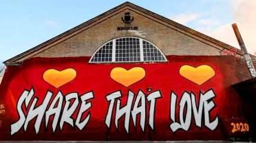 LUKAS GRAHAM - SHARE THAT LOVE - WARNER MUSIC