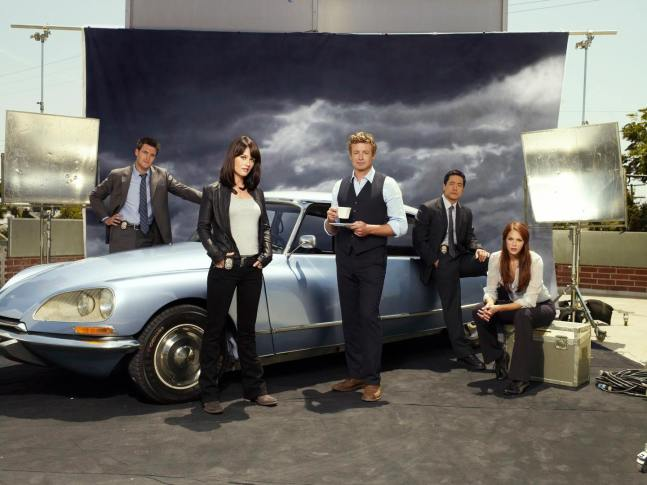 THE MENTALIST- POSTER