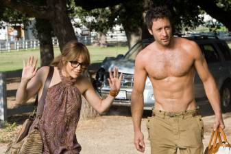 Zoe (JENNIFER LOPEZ) follows Stan (ALEX O'LOUGHLIN) to his country house. Photo Credit: Peter Iovino