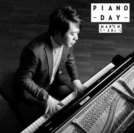 lang lang - piano day - 28 march