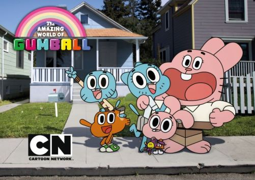 SPA-The Amazing World of Gumball 1
