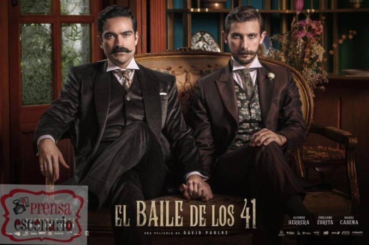 EL BAILE DE LOS 41 - CINE (5)