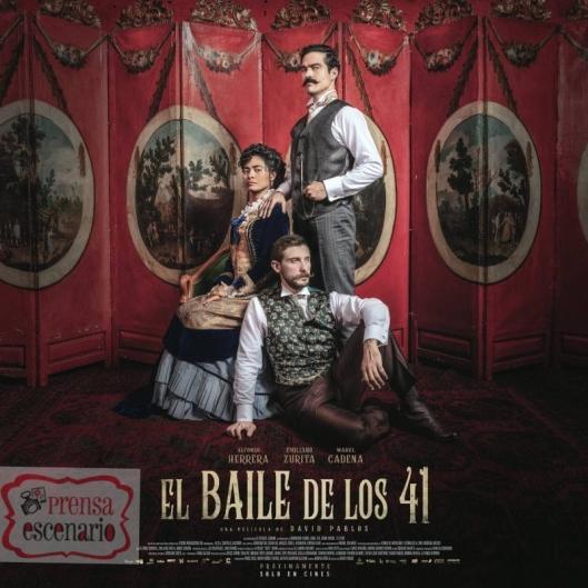 EL BAILE DE LOS 41 - CINE (9)
