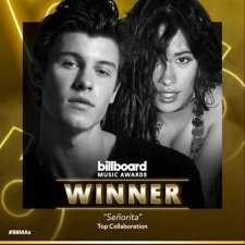 SHAWN MEDES - CAMILA CABELLO - WINNER - BILLBOARD MUSIC AWARDS - UNIVERSAL MUSIC